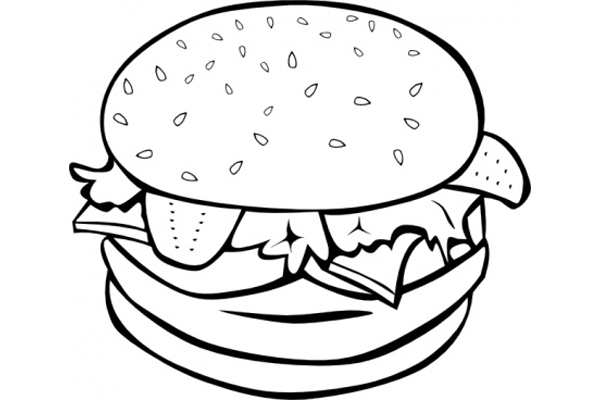 halloween burger from burger king